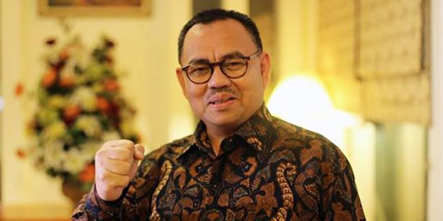 Singgung Amandemen, Sudirman Said: Jangan Kira Rakyat Tidak Cerdas!