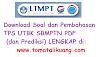 Download Soal & Pembahasan TPS UTBK SBMPTN Tahun 2021 2020 PDF