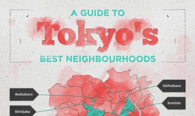 A Guide to Tokyo's Neighbourhoods