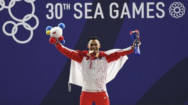 Ini Rekap Medali Sea Games Di 2019 Indonesia Enam Emas