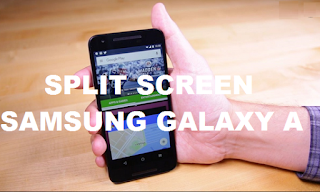 How To Split Screen Samsung Galaxy A Series [ Easy ]