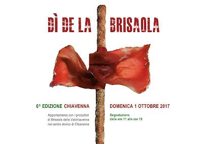 Dì de la Brisaola  1 ottobre Chiavenna (SO) 2017