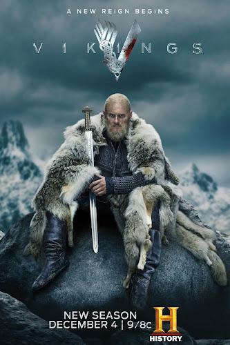 Vikings Temporada 6 (HDTV 720p Ingles Subtitulada)