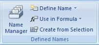 Formula Tab Microsoft Excel