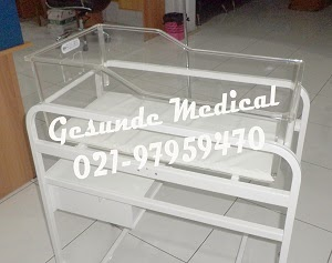 Infant Baby Bed Klinik Bersalin