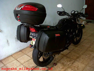 Jual Motor Honda Tiger Touring