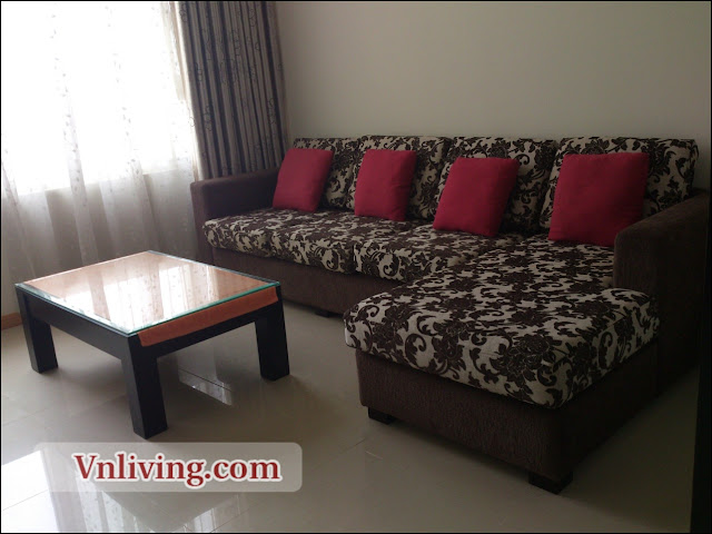 Saigon Pearl apartment for rent 2 bedrooms highfloor Topaz 1 Tower