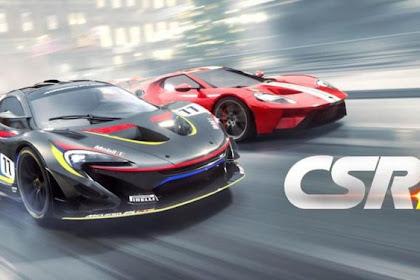 Download CSR Racing 2 Mod APK+DATA v.2.5.3 Unlimited Money Terbaru Anti Ban
