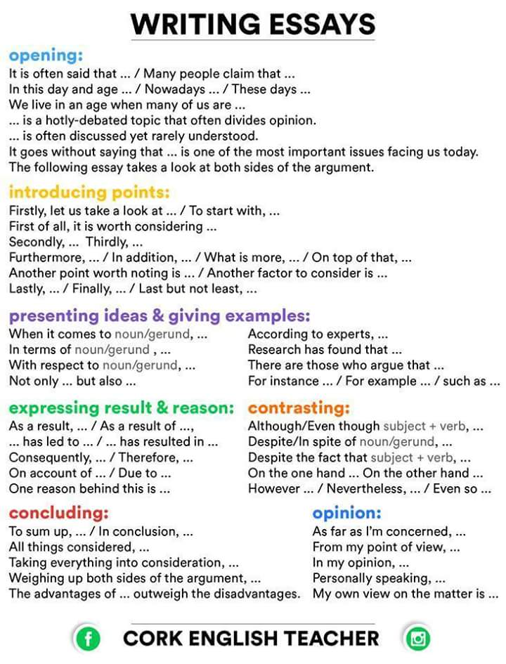 Rebuttal argument essay example