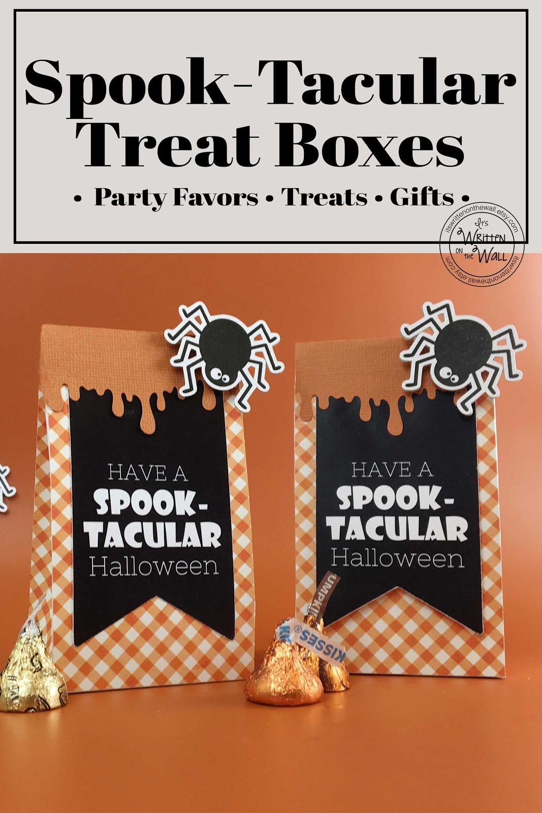 Have a Spook-Tacular Halloween Treat Box