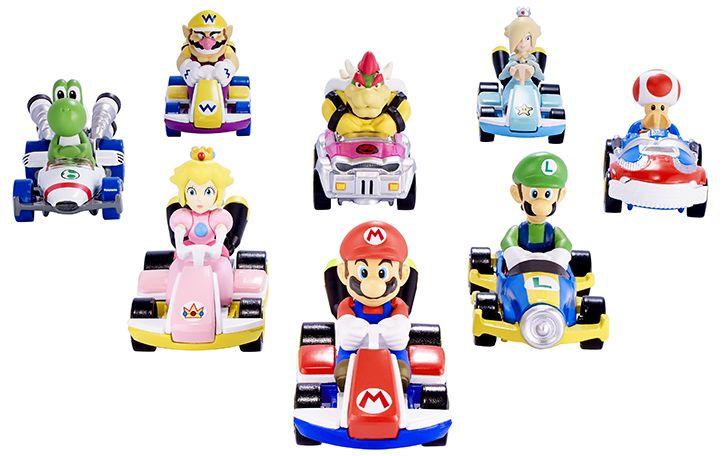 Лучшие машинки для детей 2020 года Hot Wheels Mario Kart