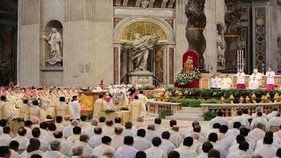 imagem da Santa Missa