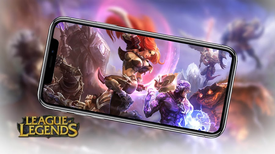 league of legends mobile ios android riot games tencent