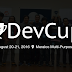 WebGeek DevCup Hackathon 2016 set on August 20 and 21
