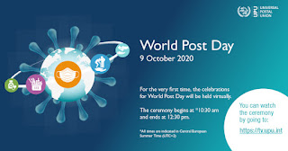 World Post Day, 2020 : Wishes Quotes Message Photos WhatsApp And Facebook