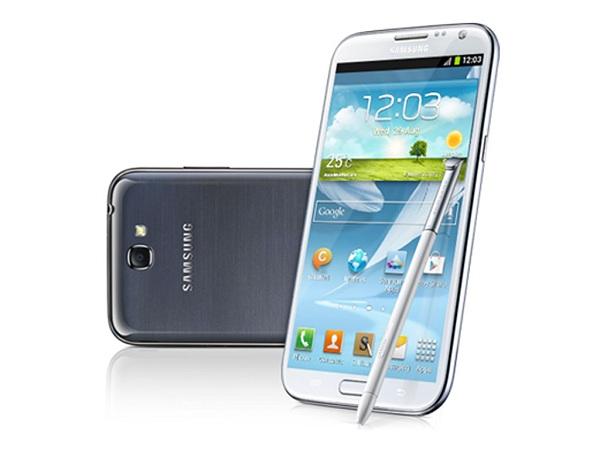 Điện thoại Samsung Galaxy Note 2