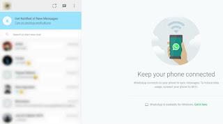 2 Cara Mudah Membuka WhatsApp di PC atau Laptop