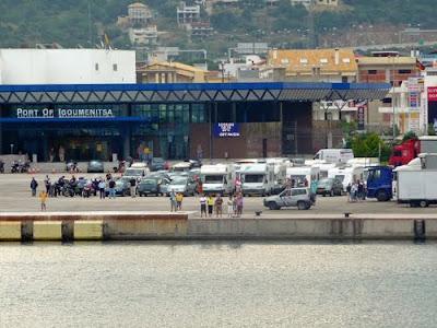 Ηγουμενίτσα: Συνελήφθη 38χρονος στο λιμάνι με κλεμμένο ΙΧ
