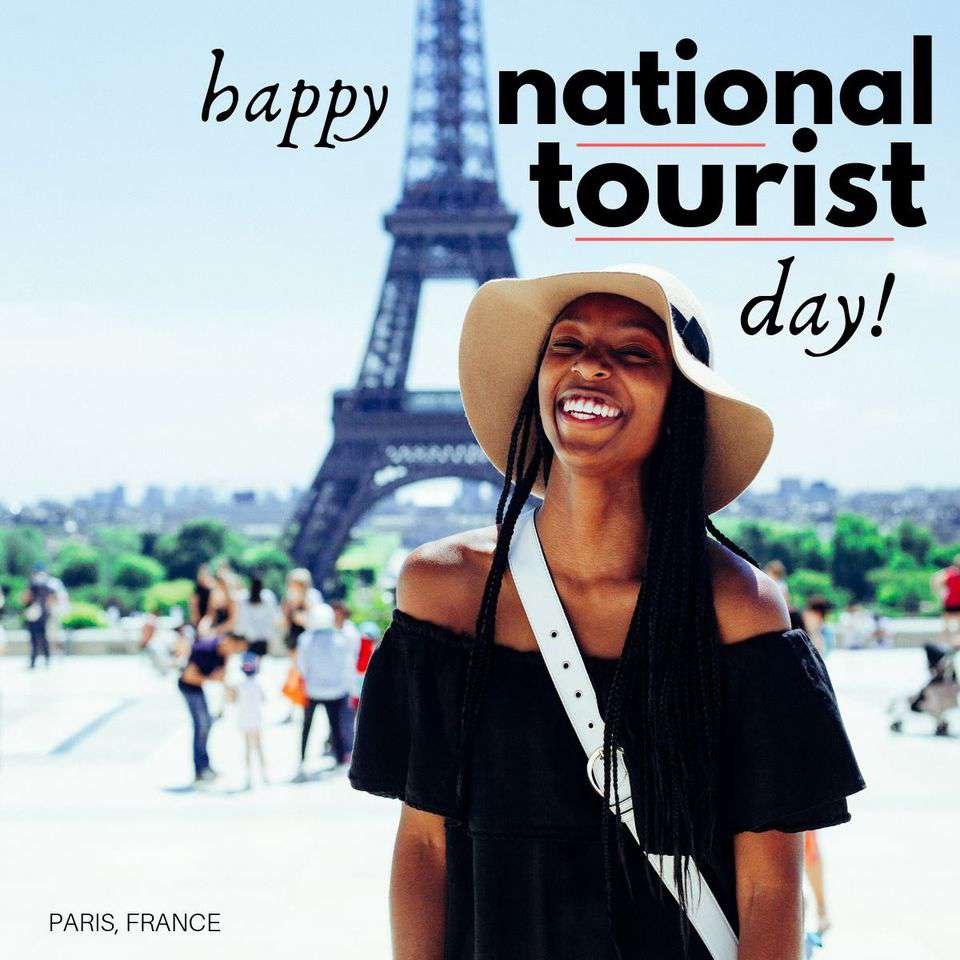 National Tourist Appreciation Day Wishes Awesome Picture