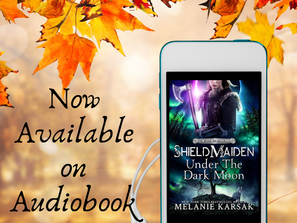 Shield-Maiden: Under the Dark Moon Now Available on Audiobook