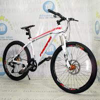 Sepeda Gunung Pacific Spazio 2.0 Aloi 24 Speed  26 Inci