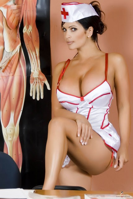 Denise Milani Fully Nude 36