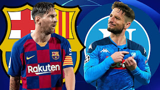 Barcelona vs Napoli prediction, Preview and Odds