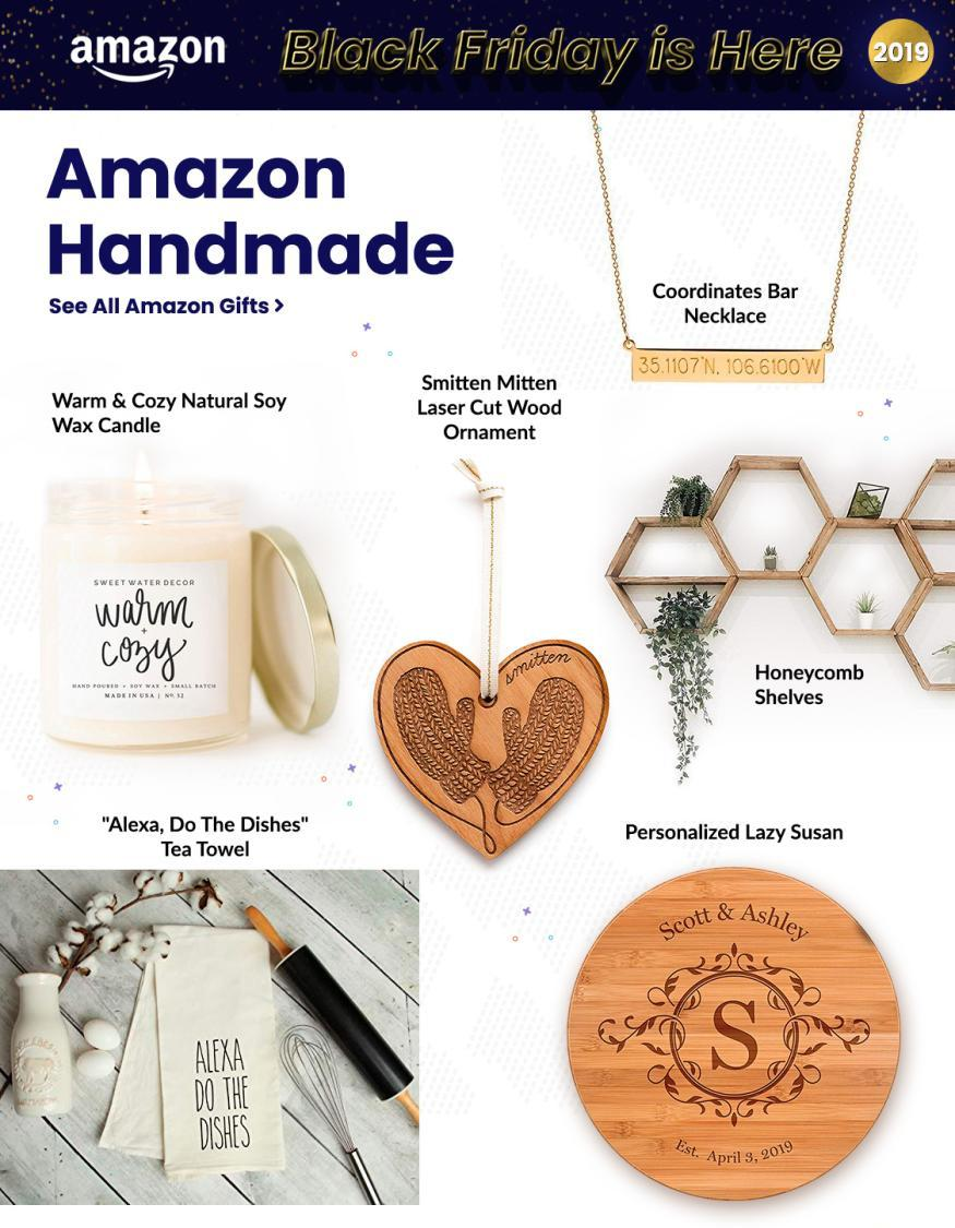 Amazon Black Friday 2019 Ad Page 11