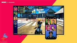 كيف استخدام ميزة الدردشة المرئية داخل لعبة Fortnite
