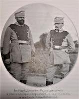 Jan Skąpski w mundurze Drużyn Bartoszowych