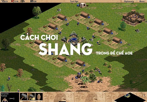 Shang chính là người đại diện của Trung Quốc cổ đại