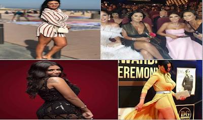 فستان الجونة, رانيا يوسف, فستان مثير,