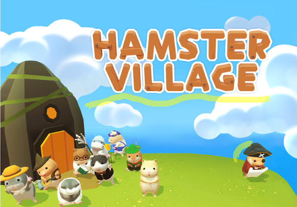 Tips bagaimana Cara Bermain Hamster Village  Asah Imajinasimu Bersama Para Hamster