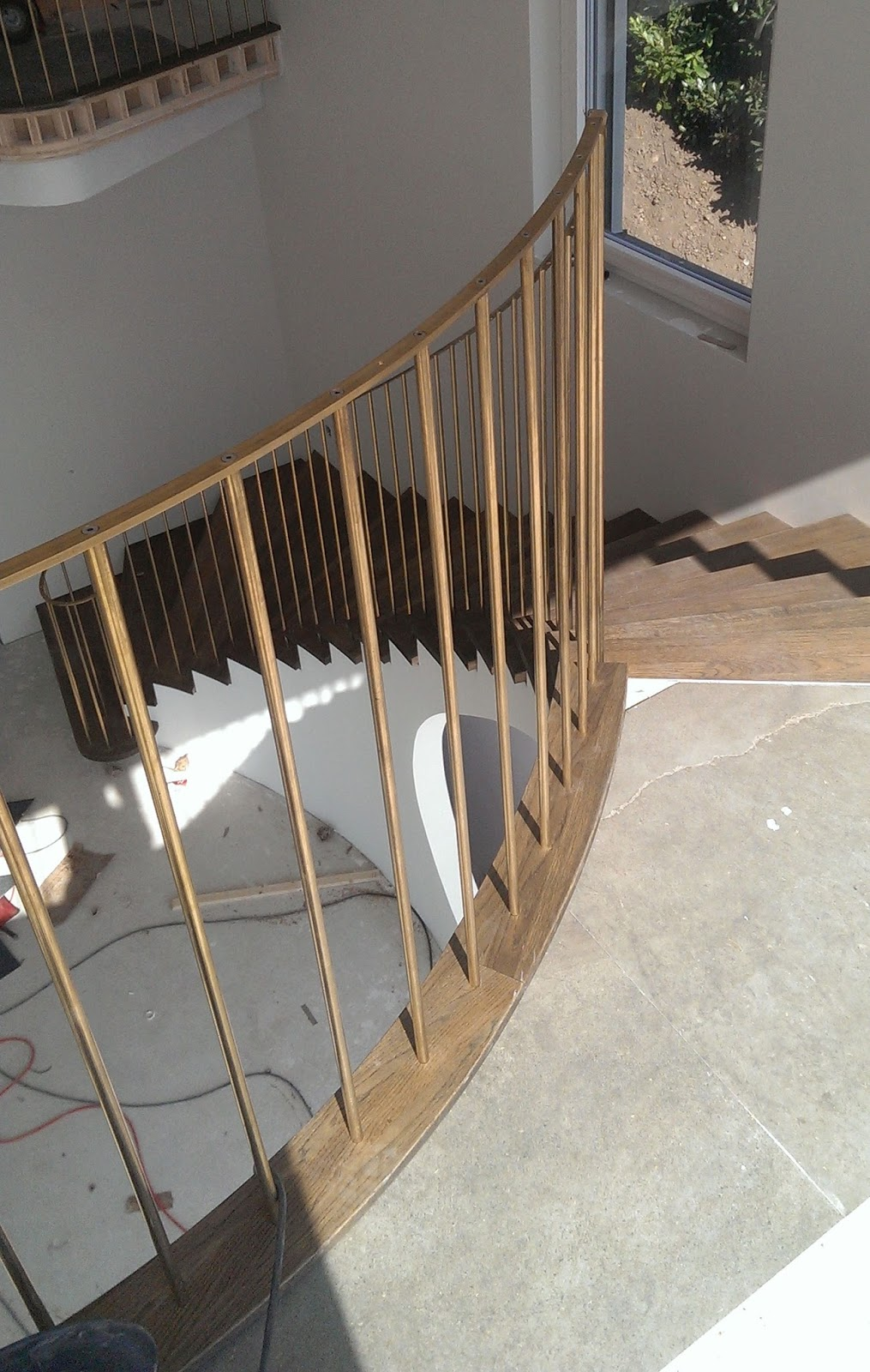 treppengel nder handlauf holz wohn design. Black Bedroom Furniture Sets. Home Design Ideas