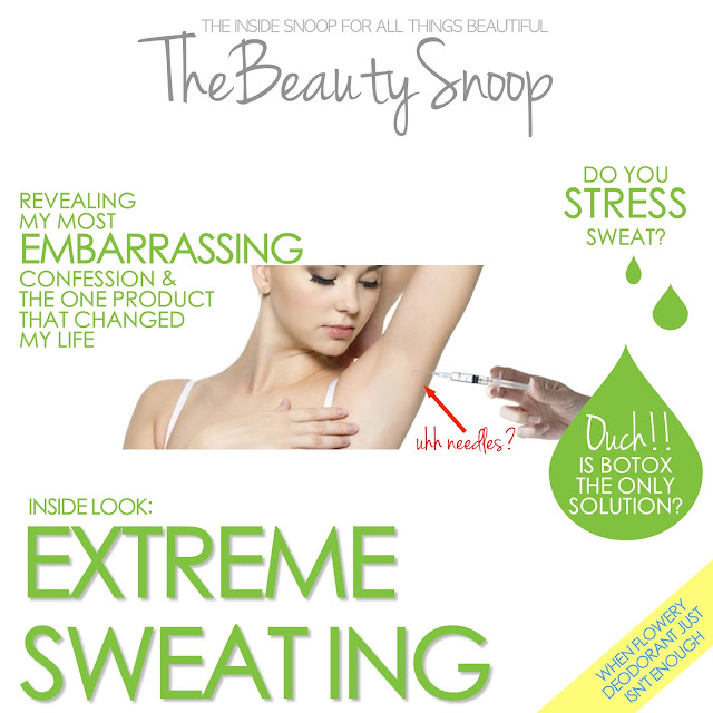 Sweat Block review, best antiperspirant for hyperhidrosis, avoid botox for sweating