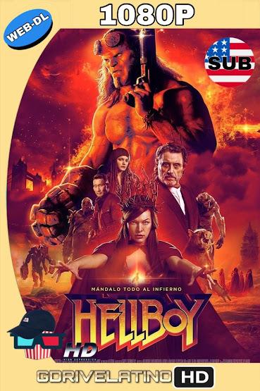 Hellboy (2019) WEB-DL 1080p SUBTITULADO MKV