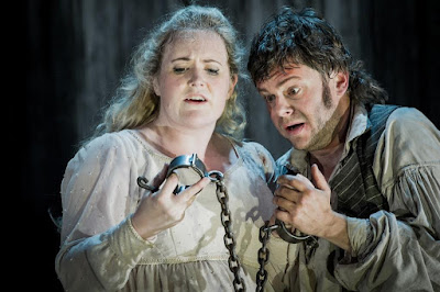 Kirstin Sharpin and David Danholt - Beethoven's Leonore - Buxton Festival - Photo Robert Workman