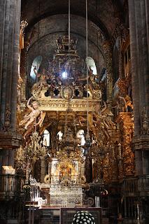 Santiago de Compostela el viajero motero