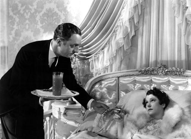 William Powell and Alice Brady