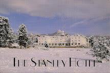 Travel With Eyes Stanley Hotel In Estes Park Colorado