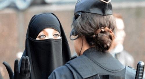تنفيذ حظر ارتداء النقاب فى النمسا