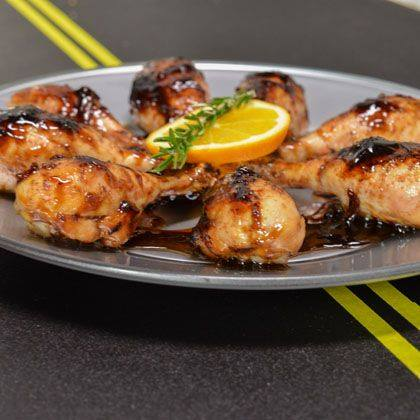 Lightning McQueen's Balsamic Motor Oil Chicken