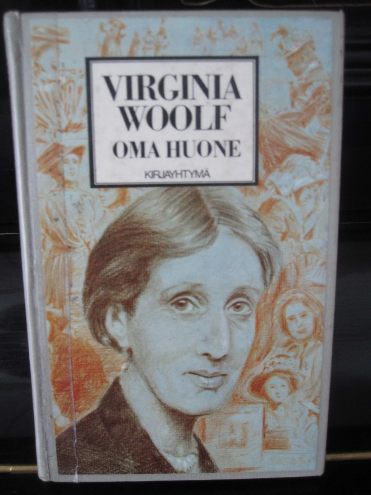 Virginia Woolf Oma Huone