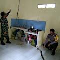 Babinsa Imbau Warga Banjaran untuk Selalu Waspada Bencal Susulan
