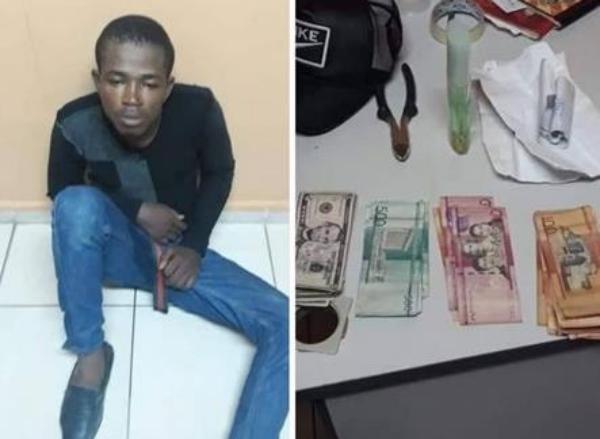 Agarran haitiano que se robó las ofrendas de la basílica de Higüey