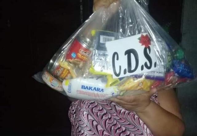 """El Cártel de Sinaloa """" se faja los pantalones"""" y entrega despensas a personas pobres en Aguascalientes."""
