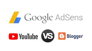 adsense youtube dan blog