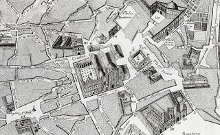 La sacralización del espacio público de Sevilla