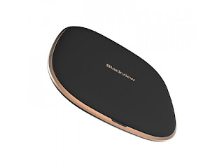 Wireless Charger Blackview W1 New Original Q1 Fast Charging 10W