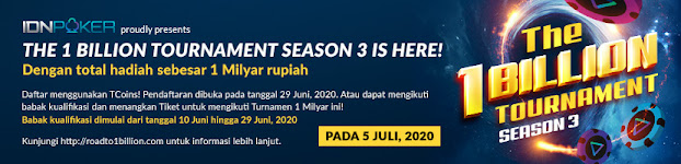 Turnamen IDN Poker Season 3